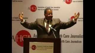 Otis Brawley at Health Journalism 2012