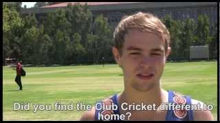 Did You Find The Club Cricket Different To Home?