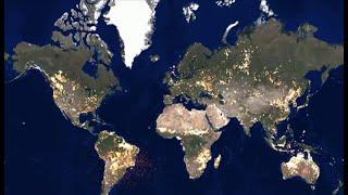 世界中の都市のデータを地図で表すサイト「EarthTime」がこのほど、オー...