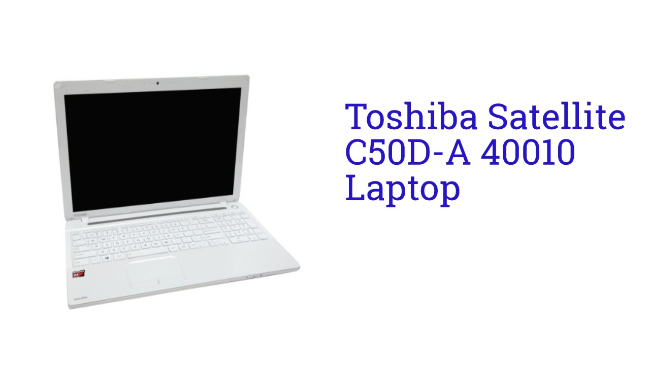 TOSHIBA C50D-A 40010 DRIVER WINDOWS XP