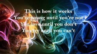 On the radio - Regina Spektor - With lyrics - Con letra