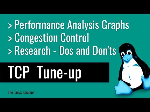 303 TCP Tune-up and Performance Analysis Graphs - Congestion Control - Research - Dos and Don'ts