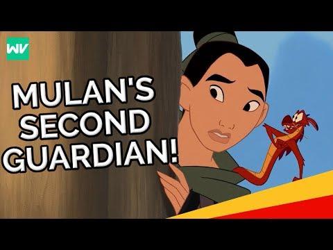 Disney Theory: Mushu Isn't Mulan's ONLY Guardian!: Discovering Disney