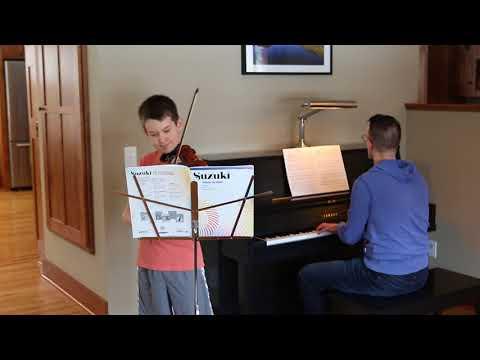 Owen - Gavotte - 6th Grade Solo Recital Piece