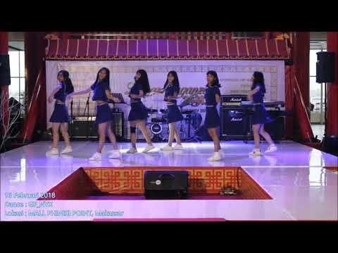 Gfriend Me Gustas Tu, Dance Cover By Gf_nyx Makassar