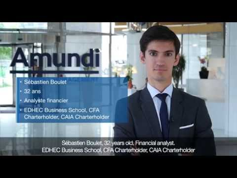 Vidéo Métier : Analyste financier / Financial analyst