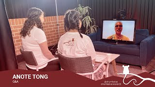 Anote Tong | Dirrum Festival #CBR20