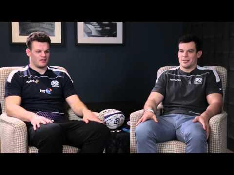 John Hardie & Duncan Taylor Q&A