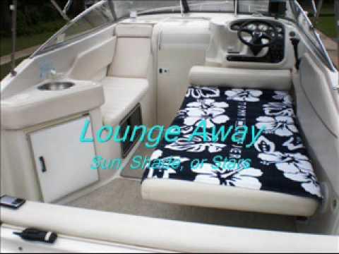 2001 Monterey 262 Cruiser  YouTube