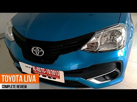 Toyota Etios Liva Dual Tone Diesel VXD Complete Review