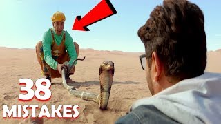 "38 Huge Mistakes In "" TOTAL DHAMAAL"" Full Movie Ajay Devgan Isha Gupta Galti Se Mistake Ep52"