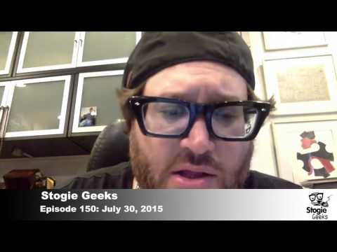 Stogie Geeks Interview with Jonathan Drew - Episode 150