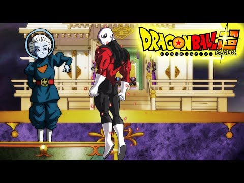 Grand Priest UNCOVERS Jiren HIDDEN Source of Power