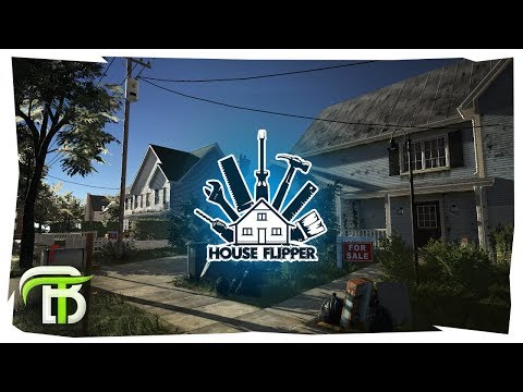BUYING MY FIRST HOUSE | House Flipper #3