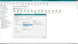 Sage 300 and hrms payroll