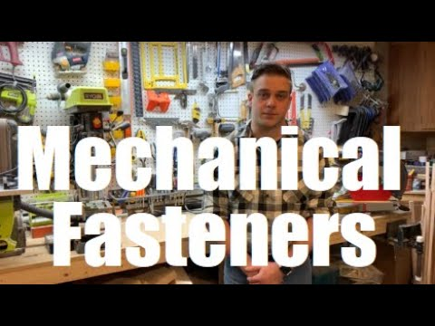 Lesson: Mechanical Fasteners