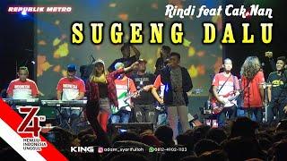 Gambar cover SUGENG DALU - Deny Cak Nan feat Rindi Safira ( Republik Metro )