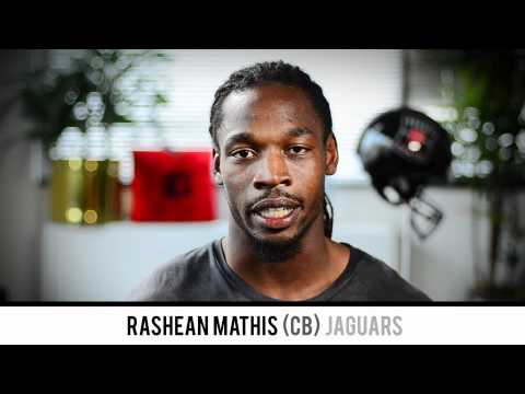 Jaguars Rashean Mathis on his greatest football memory