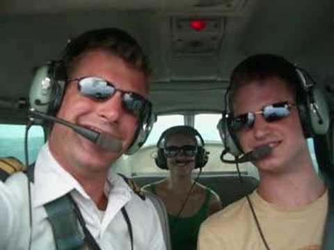 Flying in Fort pierce