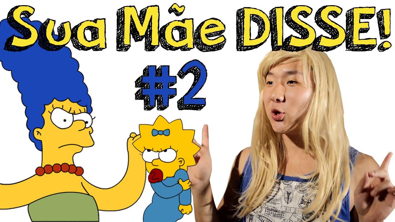 Frases Que Todas As Mães Falam Parte 2 Pyong Lee Tv Youtube