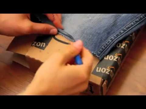Mẹo hô biến quần dài thành quần lửng nam trong ít phút