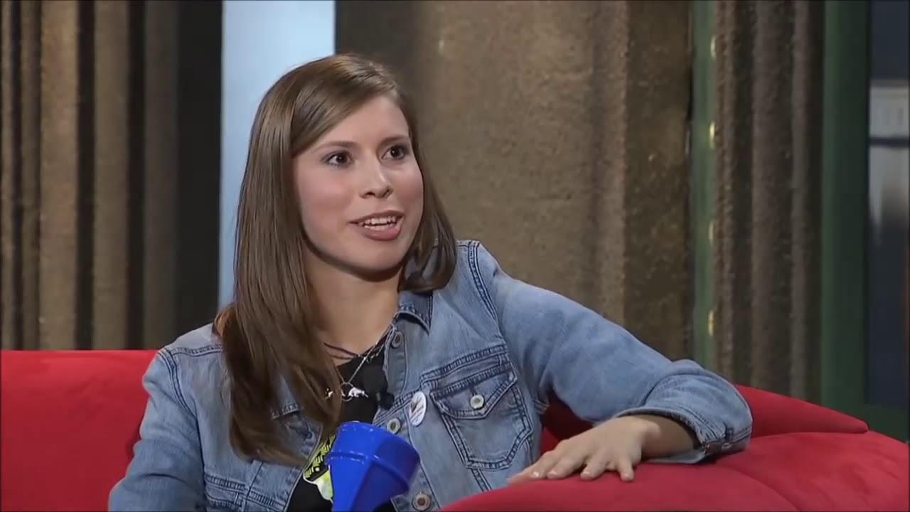 2. Veronika Vieweghová - Show Jana Krause 23. 5. 2014