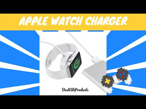 Fast Wireless Magnetic Charging Cable for Apple Watch