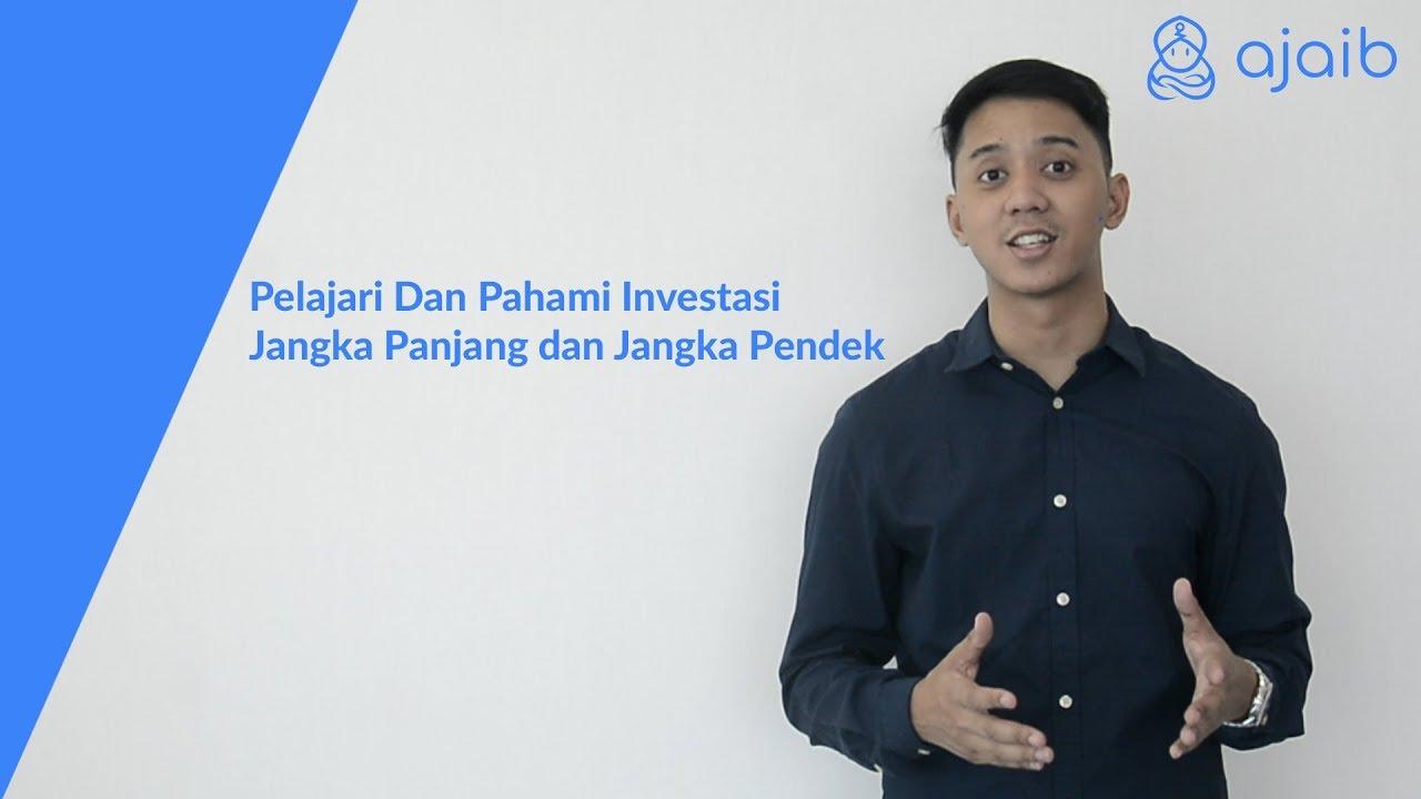 Investasi Jangka Panjang Vs Jangka Pendek - YouTube