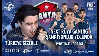 PMWI 2021'de Türkiye'yi Destekleyin   Doch & Next Rüya Gaming'den Mesaj