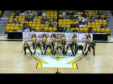 Appalachian State Dance Team 2015-2016