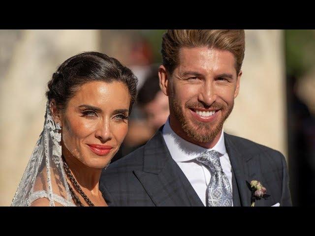 Tristes noticias para Pilar Rubio y Sergio Ramos tras su boda