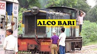 ZDM5 Loco Reversal Dholpur Tantpur Bari