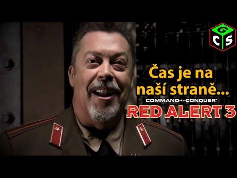 C&C: Red Alert 3 - Sovětská kampaň - Úvod a 1. mise Leningrad [W/G]