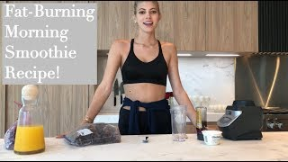 My Fat-Burning Morning Smoothie Recipe! | Devon Windsor