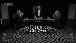 """Gernot Haas & Ulrike Beimpold in """"Dinner für Zwei"""" - ORF III"""