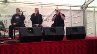 Willie Clancy Week 2012 - Harmonica Recital 16 / 23, Pip & John Murphy