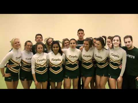 Nottingham Knights Cheerleading