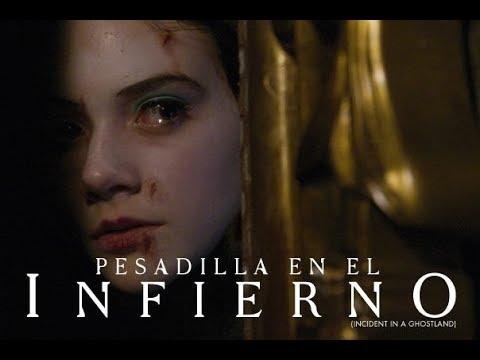 Pesadilla En El Infierno Trailer Oficial Subtitulado Al Español Youtube