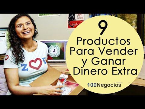 9 Productos Para Vender y Ganar Dinero Extra