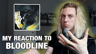 Metal Drummer Reacts: Bloodline by Northlane