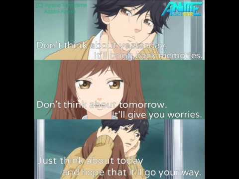 Sad anime quotes about life