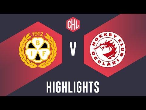 Highlights: Brynäs IF vs. Oceláři Třinec