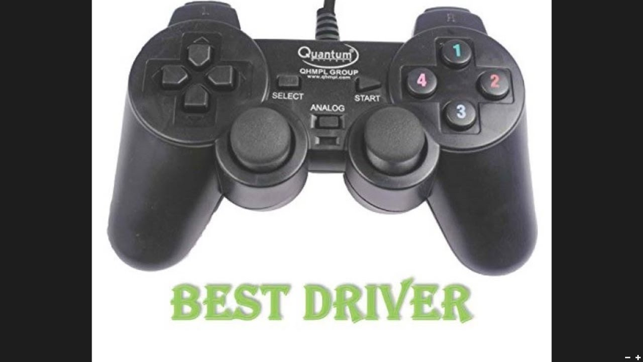 gamepad for pc driver download