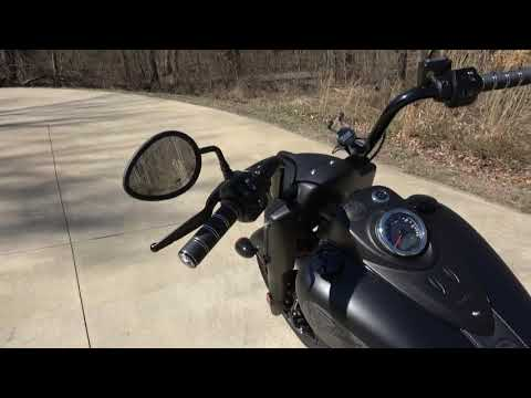 2019 Indian Chief Dark Horse - Normal Guy Review