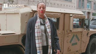She Found Success In The Army, But A Glass Ceiling Back Home | Personal