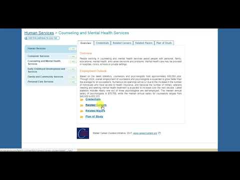 College and Career Exploration using Naviance Strengths Explorer Results