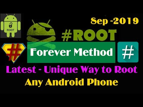 How To Root Android Phone | Unique & Latest App | Root Any Android Device Without Pc | 2019