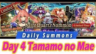 [FGO] Day 4 Tamamo no Mae - Daily Summons Season 2! - Fate Grand Order thumbnail