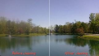 HOW to Clean Camera lens | Camera lens life Hack
