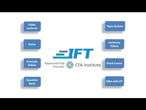 2017 Level I CFA: Pass the exam with IFT!